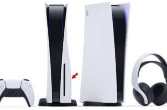 В чем разница между PS5 и PS5 Digital Edition