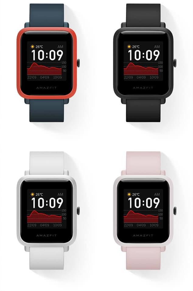 Xiaomi Amazfit Bip S Smartwatch Women
