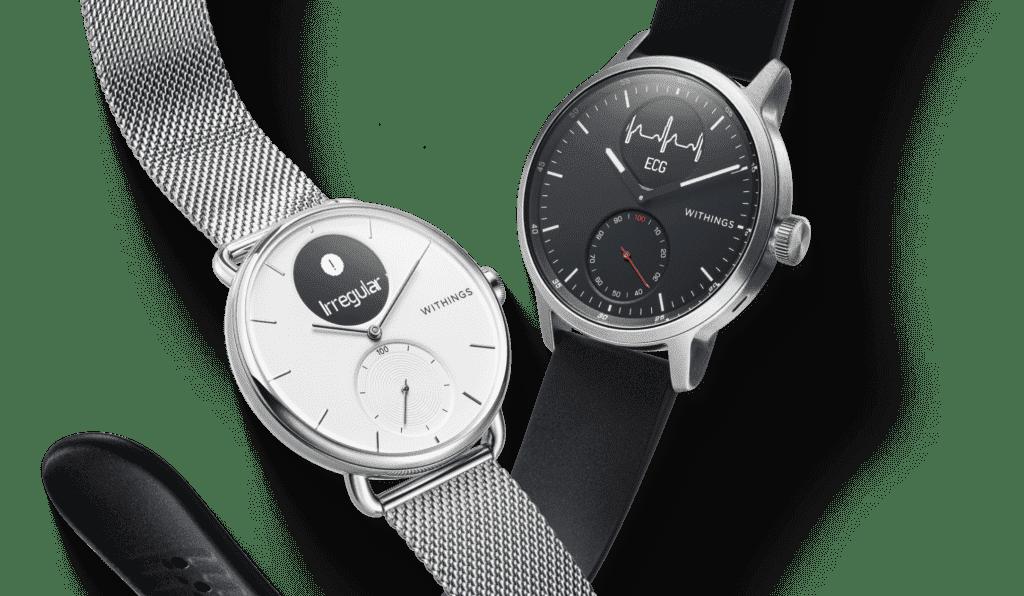 женские гибридные часы