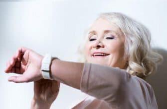 умные часы для пенсионеров