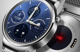 лучшие часы Huawei