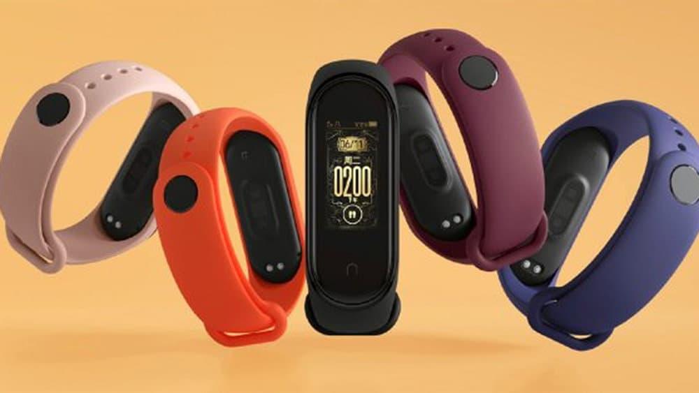 Xiaomi Mi Band 4 NFC