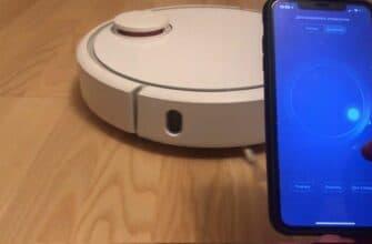 Как подключиться к роботу пылесосу Xiaomi через телефон