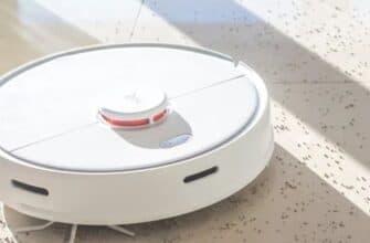 моющее для робота пылесоса